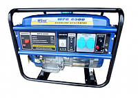 Генератор бензиновый 5.0-5.5кВт 13.0лс Werk WPG6500