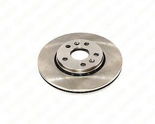 Гальмівний диск передній 280mm. (товщина 24mm) на Renault Kangoo II 2008-> - Meyle - 16-155210042