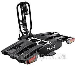 Велокріплення Thule EasyFold XT 3 934 B на фаркоп Чорний