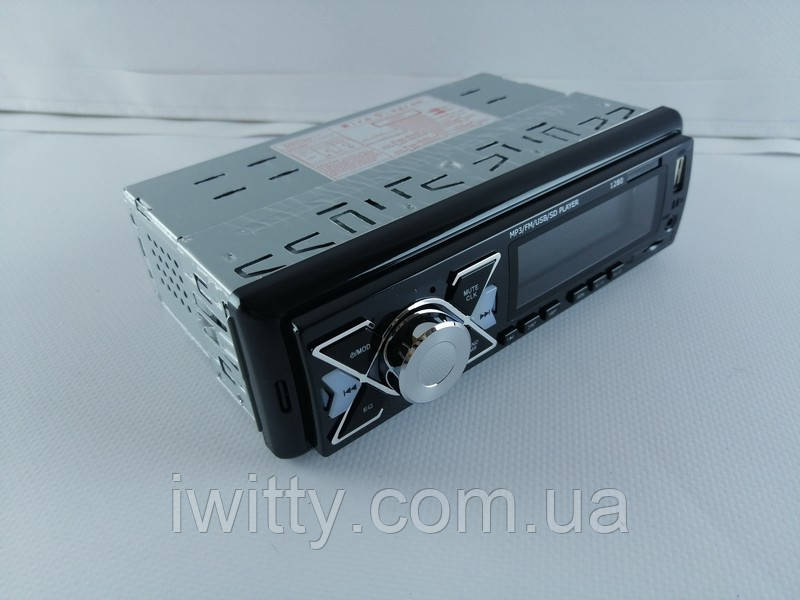 Автомагнитола Pioner  1280  ISO - MP3/FM/USB/SD/AUX
