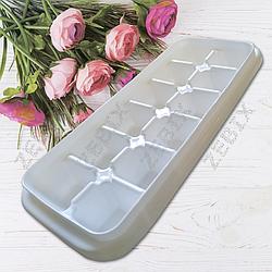 Форма для льда кубиками 10х25 см