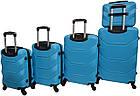 Набір дорожніх валіз на колесах Bonro 2019 5 шт комплект, фото 4