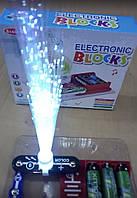 Электронный конструктор-светильник 02