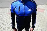 Мужской повседневный спортивный костюм, фото 2