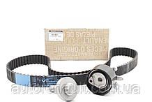 Комплект ремня ГРМ на Рено Доккер 1.5dCi (K9K 830/K9K 838) 86л.с Renault (Оригинал) 7701477028