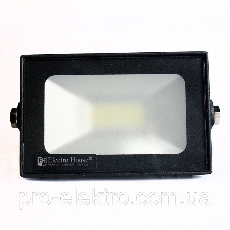 LED прожектор EH-LP-206 20W 6000K ∠ 120° 1800Lm