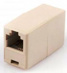 Соединитель телефонных кабелей RJ-12 Vinga COUP6P4C