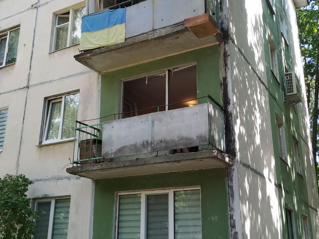 """Балконная рама """"француз"""" - Viknar`off 1"""