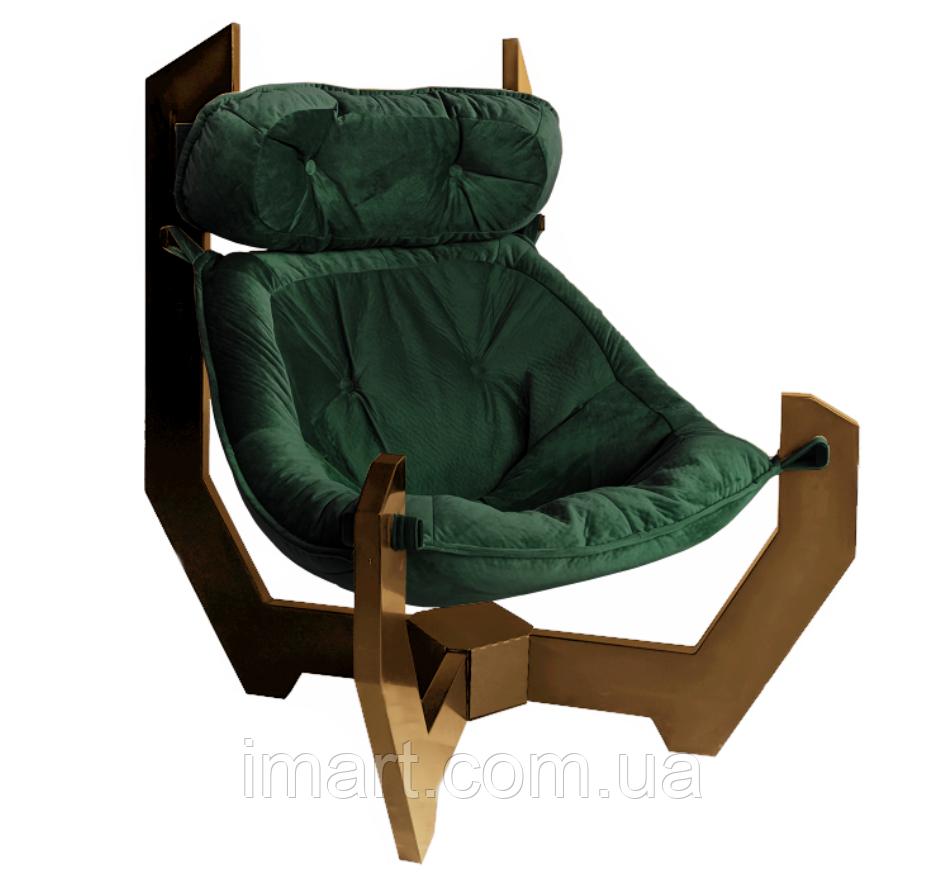 Крісло-гамак Helix Зелений