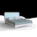 Спальний комплект Picassa b3 БЛАКИТНА ЛАГУНА, фото 3
