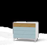 Спальний комплект Picassa b3 БЛАКИТНА ЛАГУНА, фото 5