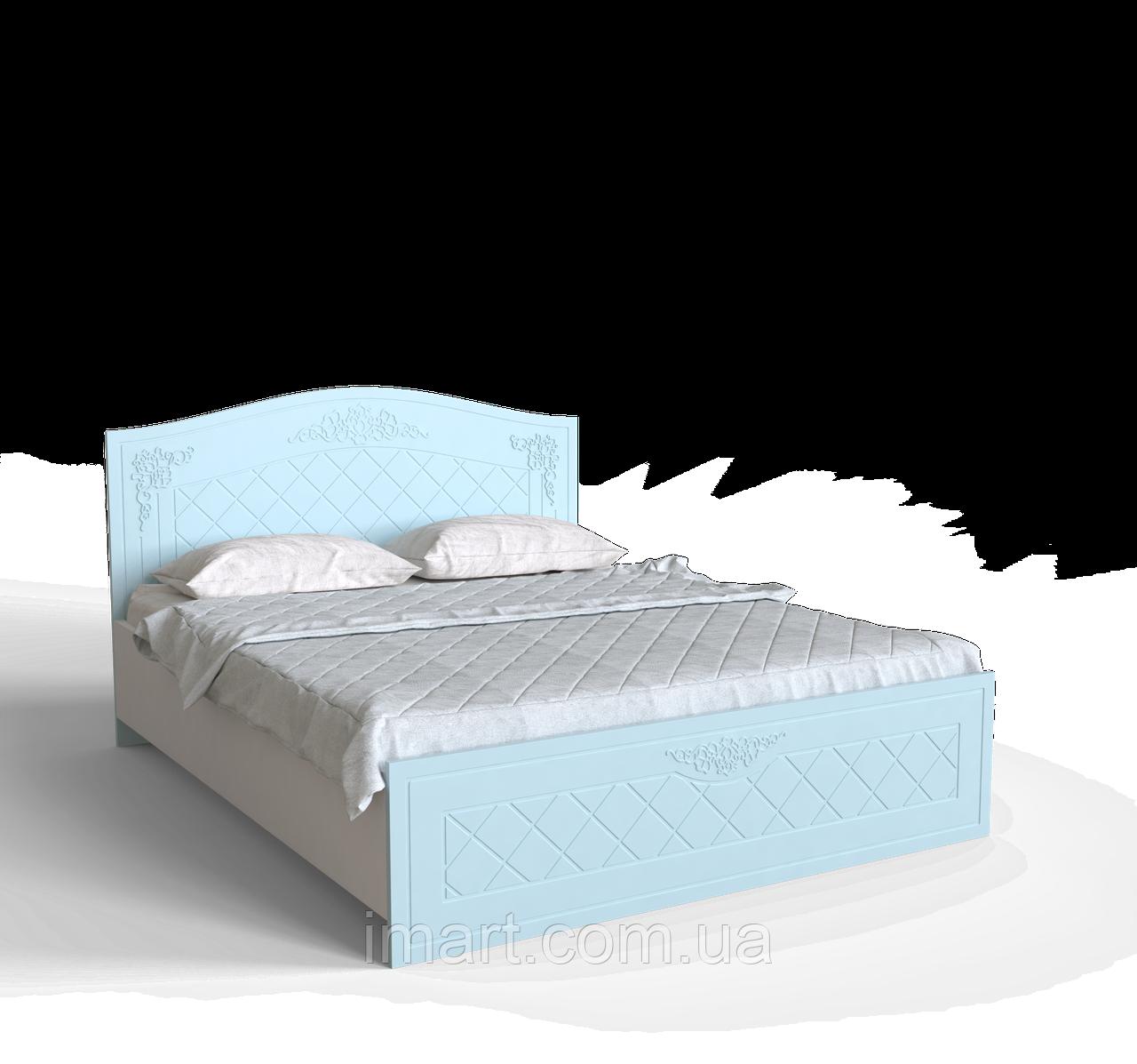 Ліжко Amelie Блакитна лагуна (1400*2000)