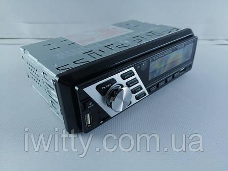 Автомобильная магнитола Pioner BT1010 Bluetooth/MP3/FM/USB/microSD, фото 2