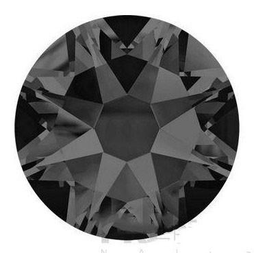 Стразы Swarovski 1.5 мм (50 шт) черные
