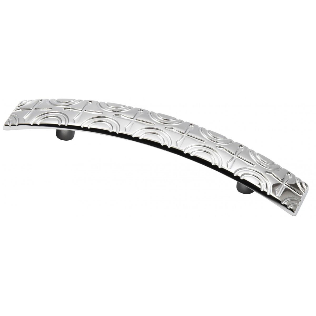 Ручка мебельная Ozkardesler 5331-06 DESTAN 96 мм Хром