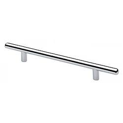Ручка мебельная Ozkardesler 10.100-03 96mm CUBUK Матовый Хром