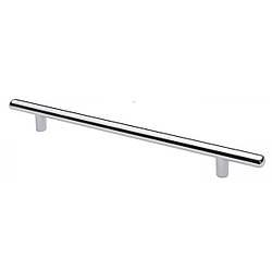 Ручка мебельная Ozkardesler 10.101-06 128mm CUBUK Хром