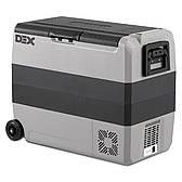 Портативный холодильник-морозильник DEX T-36 36л Компрессорный