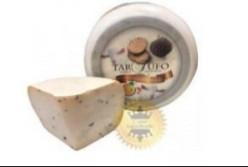 Козий с трюфелем - Вкус сладко-соленый с  ланолиновым привкусом и шлейфом  итальянского чёрного трюфеля.