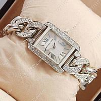Часы женские наручные Майкл Корс diamond Silver/White