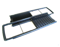 Решетка радиатора Ваз 2106 черная (2106-8401012/13) пр-во Россия