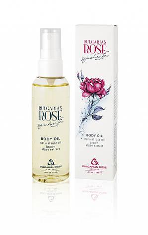 Масло для тела Bulgarian Rose Signature SPA от Bulgarian Rose 100 мл, фото 2