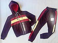 Спортивный детский костюм на девочку от 8 до 12 лет, светоотражающий Тік Ток