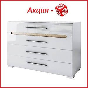 Комод  Бьянко   (Світ  Меблів)