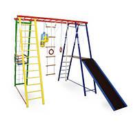 Спортивный детский комплекс (детская площадка) Sport Baby с Горкой 170/140/170