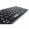 Беспроводная клавиатура KeyBoard + Мышка Wireless Charge Wi-1214, фото 3