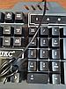 Клавиатура проводная Led Backlight GK-900 / Проводная игровая клавиатура с подсветкой, фото 4