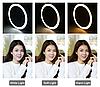 Кольцевая лампа 30см LED Ring Fill Light, фото 9