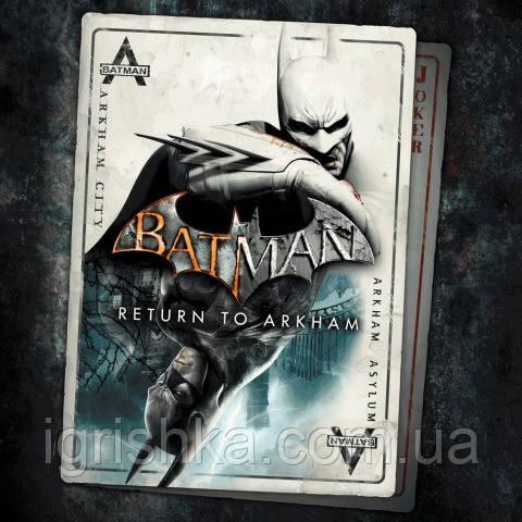 Batman: Return To Arkham Ps4 (Цифровой аккаунт для PlayStation 4) П3