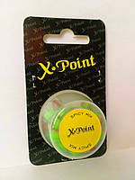 Плаваюча наживка X-Point гостра суміш