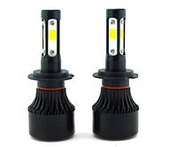 Автолампа LED F7 H4. Лампы для автомобиля. LED лампы автомобильные., фото 1