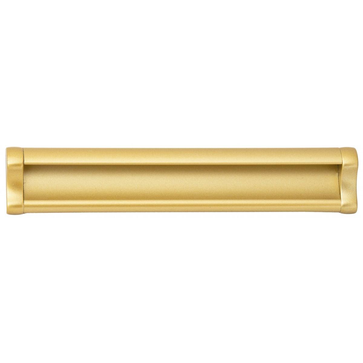 Ручка мебельная Ozkardesler 14.299-04 ERCIYES KULP 160мм Матовое Золото