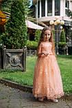 """Модель """"АНАСТАСІЯ"""" - пишна сукня / пышное платье, фото 4"""