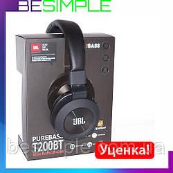 УЦІНКА! Наушники JBL Purebass T200BT з FM MP3. (156508)