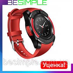 УЦІНКА! Смарт-годинник Lemfo V8 Smart Watch. (179959)