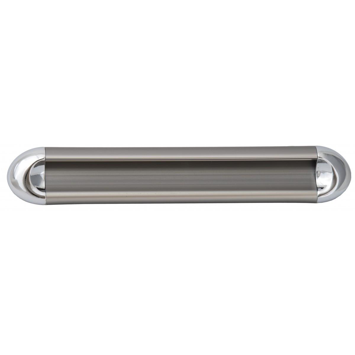 Ручка меблева Ozkardesler 14.313-06/021 SENA KULP 160мм Хром-Сталь