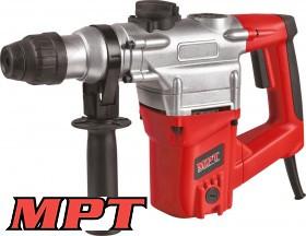 MPT  Перфоратор SDS plus 26 мм, 1050 Вт, 930 об/мин, 4200 уд/мин, 4.5 Дж, 3 режима, аксессуары 5 шт, кейс,