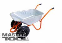 MasterTool  Тачка садово-строительная 100 л/ 200 кг, двухколесная, Арт.: 79-9853