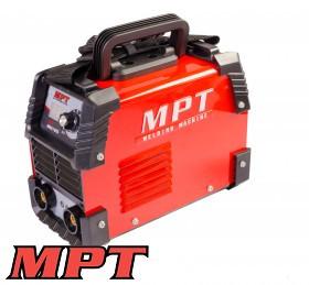 MPT  Сварочный аппарат инверторного типа 20-160 А, 1.6-4.0 мм, аксесс. 6 шт, Арт.: MMA1605