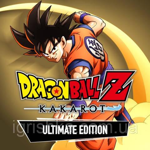 Dragon Ball Z: Kakarot Ultimate Edition Ps4 (Цифровой аккаунт для PlayStation 4) П3