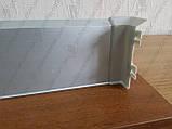 Внутренний уголок (полипропиленовый) для плинтуса Profilpas Metal Line 95/, фото 4