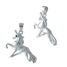 Срібна підвіска DreamJewelry без каменів (1999639)