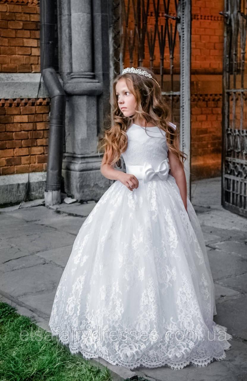 "Модель ""АНАСТАСІЯ"" - пишна сукня / пышное платье"