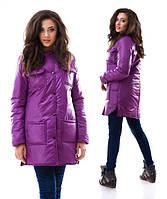 Куртка на зиму женская 4 цвета
