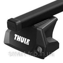 Багажник (комплект) Thule Evo SquareBar Flush Rail 7106 авто с интегрированными рейлингами 7106-712X-KIT