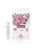 Бальзам для губ с розовым конкретом Болгарская Роза Rose Original 4.5 гр - стик